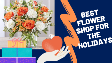 Best Flower Shop for the Holidays!