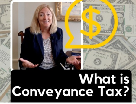 What Is Conveyance Tax?