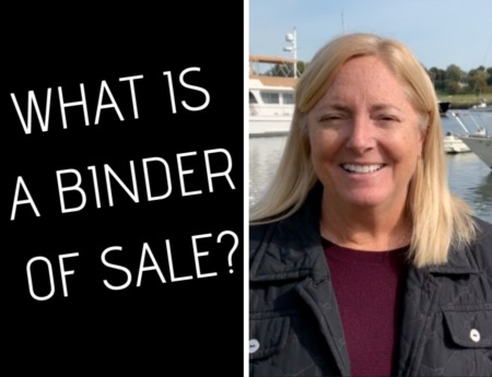 What is Binder Sale?