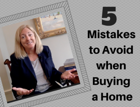 5 Mistakes to Avoid When Buying a House