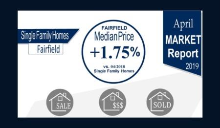 April 2019 Market Report for Fairfield