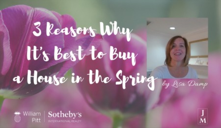 3 Reasons Why It's Best to Buy a House in Spring