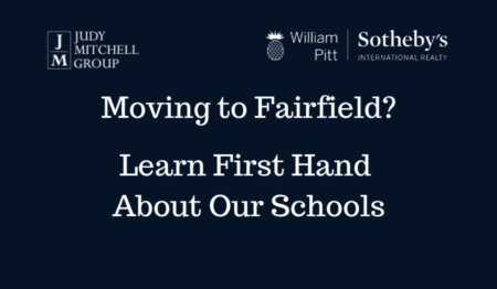 Learn First Hand About Our Schools in Fairfield