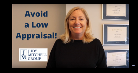 How To Avoid A Low Appraisal with Judy Mitchell