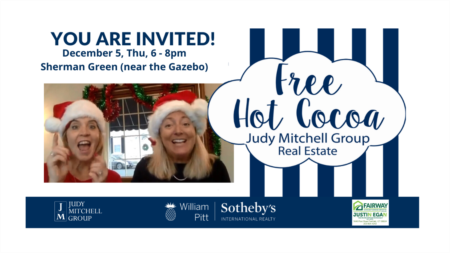 You Are Invited! Free Hot Cocoa from the Judy Mitchell Group