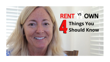 Rent vs Own: 4 Things You Should Know