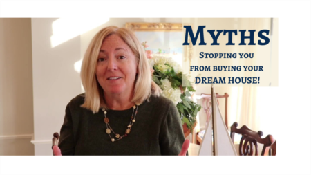 Myths that May Stop You From Buying A House