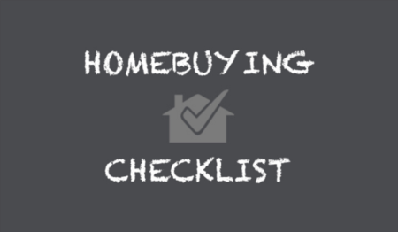2020 Homebuying Checklist