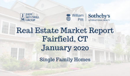 Fairfield Real Estate Market Report, January 2020