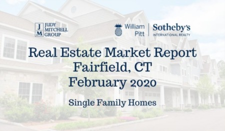 Fairfield Real Estate Market Report, February 2020