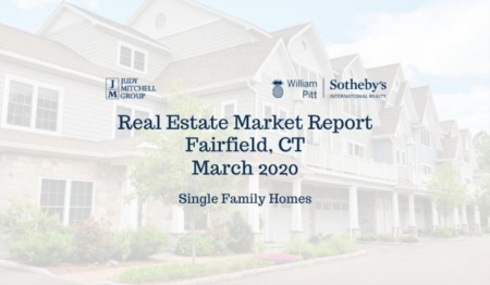 Fairfield Real Estate Market Report, March 2020