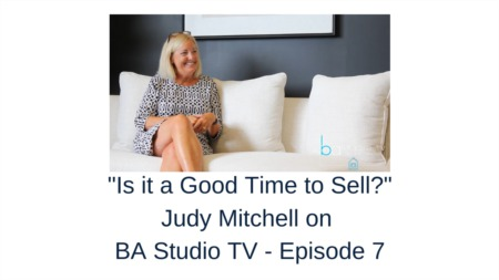 Judy Mitchell on Episode 7 of BA Studio TV