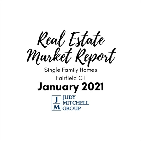 Fairfield Real Estate Market Report - January 2021