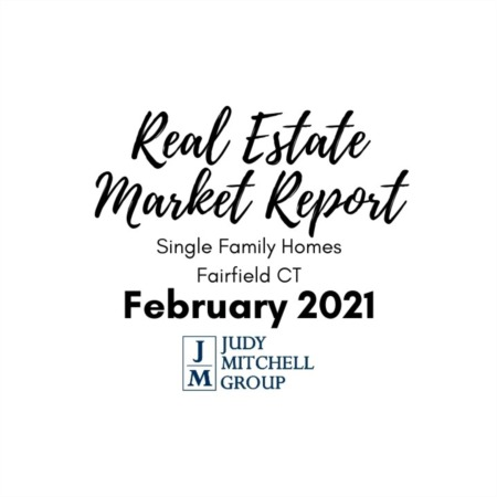 Fairfield Real Estate Market Report - February 2021