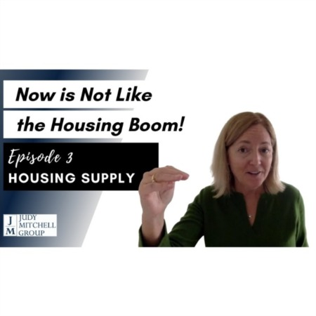Now is Not Like The Housing Boom! Episode #3 HOUSING SUPPLY