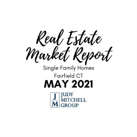 Fairfield Real Estate Market Report - May 2021