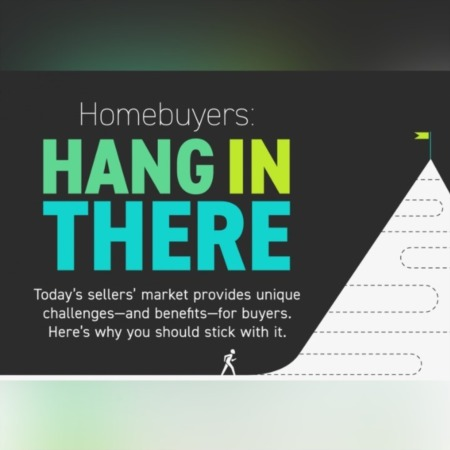 Homebuyers: Hang in There [INFOGRAPHIC]