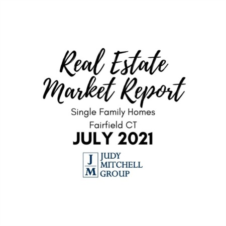 Fairfield Real Estate Market Report - July 2021