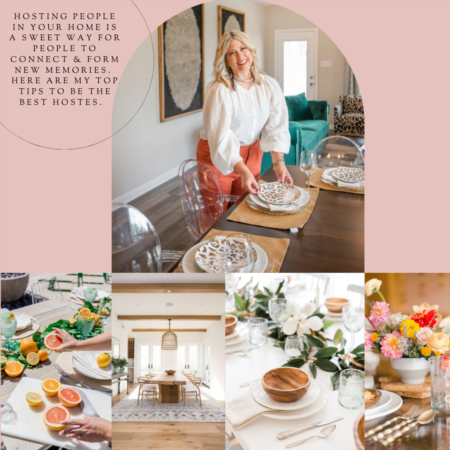 My Top Tips When Hosting