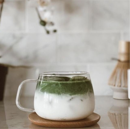 The Perfect Cup of MATCHA