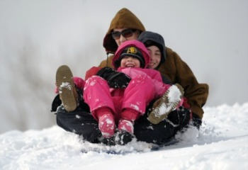 Best Places to Sled In Boulder