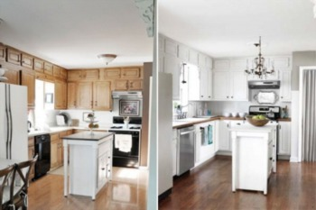 Give Your Kitchen a Facelift for Cheap!