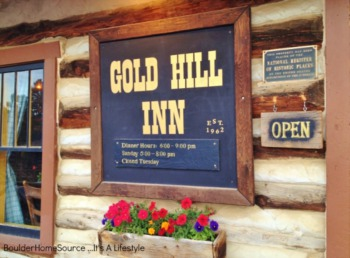 THE GOLD HILL INN