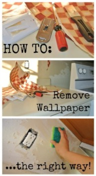 How to Remove Wallpaper the Right Way!