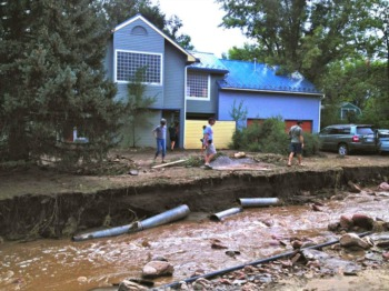 Looking Back At The 2013 Flood In Boulder: A Before And After Pictorial