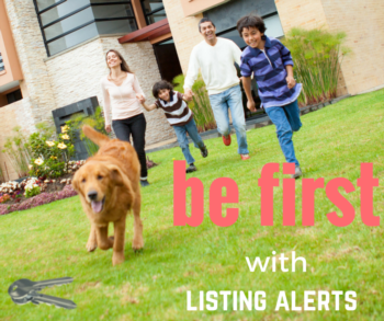 Listing Alert - Be The First To Know About Boulder Real Estate Listings