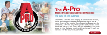 Featured Business: The A-Pro Home Inspection Boulder