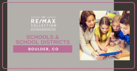 Boulder Schools and School Districts: Boulder, CO Schools Guide