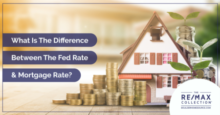 What Is The Difference Between The Fed Rate & Mortgage Rate?
