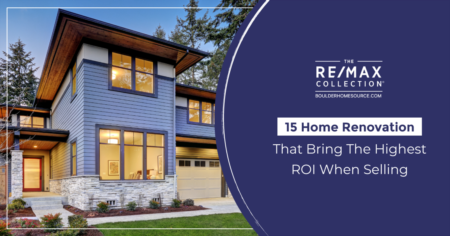15 Home Renovation That Bring The Highest ROI When Selling