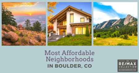Most Affordable Neighborhoods in Boulder: Boulder, CO Affordable Living Guide
