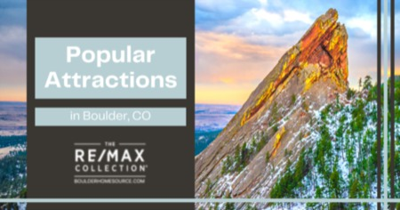 Most Popular Attractions in Boulder: Boulder, CO Fun & Attractions Guide