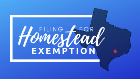 2018 Homestead Exemption
