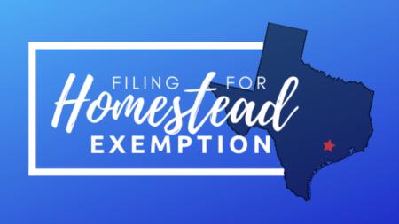 2018 Homestead Exemption