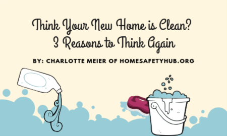 Think Your New Home is Clean?