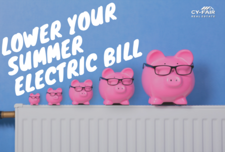 Lower Your Summer Electric Bill