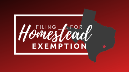 2019 Homestead Exemption