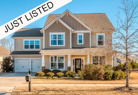 Charming Home For Sale in Springfield, Fort Mill SC