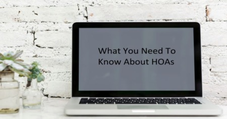 What You Need To Know About HOAs