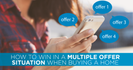 How to Win in a Multiple Offer Situation when Buying a Home