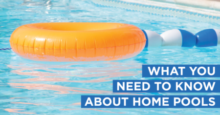What to Know About Owning a Home With a Pool