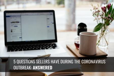 Selling During the Corona Virus Pandemic