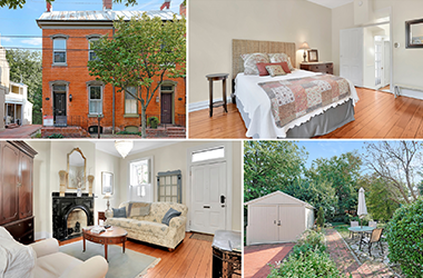House of the Week - 216 E Church St, Frederick, MD