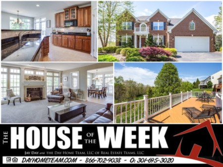 House Of The Week - 11030 Country Club Rd, New Market, MD