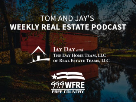 Tom & Jay's Weekly Real Estate Podcast - 09/25/2020