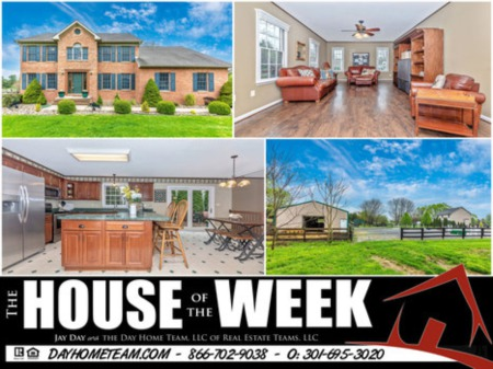 House Of The Week - 7704 Dam Number 4 Road, Willamsport, MD